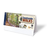Countryside Walks Desk Calendar