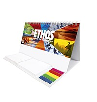 Ethos Note Station Desk Calendar