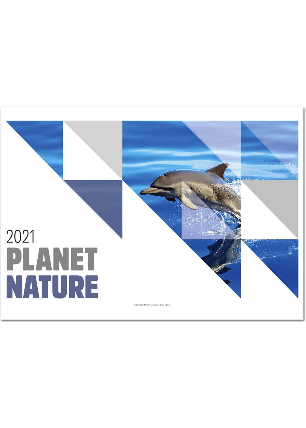 Planet Nature Postage Saver Calendar