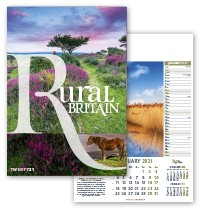 Rural Britain Wall Calendar